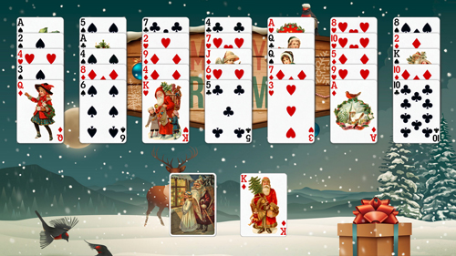 christmas time solitaire - Solitaire Christmas